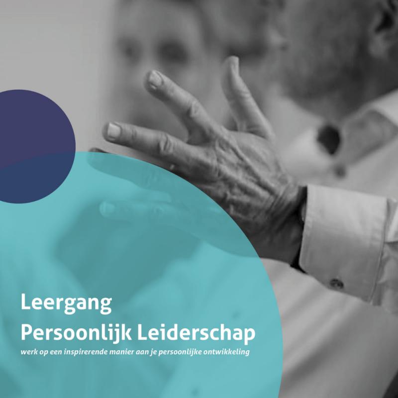 Brochure Leergang Persoonlijk Leiderschap